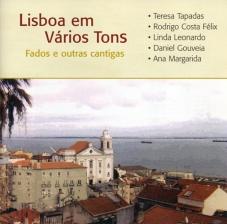 CD «LISBOA EM VÁRIOS TONS»