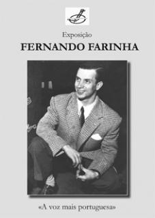 Catálogo da Exposição sobre FERNANDO FARINHA