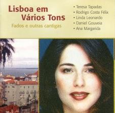 Esta Cidade e o Fado - Teresa Tapadas
